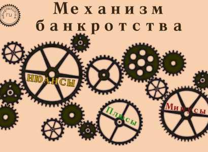 Особенности процедуры банкротства ООО