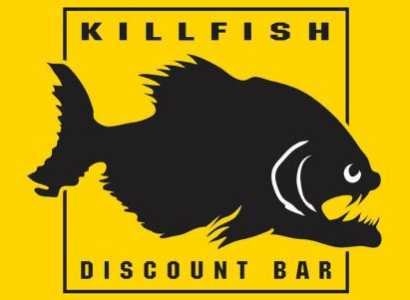Алкогольный бар KILLFISH DISCOUNT BAR