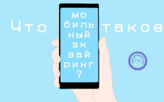 Общая характеристика мобильного эквайринга и условия его подключения