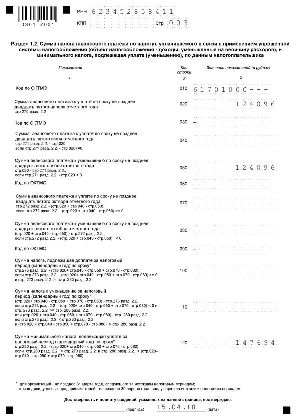 Какую налоговую отчетность сдавать ИП в 2019 году?